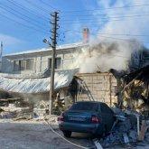 ЧП в Нур-Султане: произошел взрыв в кафе, погибла девушка