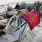 В жуткой аварии погиб аким в Акмолинской области