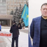 «Переименовать Петропавловск»: Активисты поставили условия акиму СКО