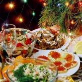 Каким должен быть рацион питания в праздники
