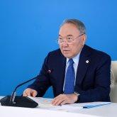 Назарбаев поддержал Мамина