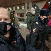 Ресей билігі Навальныйдың жақын серіктестерін ұстауға көшті