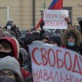 «Россия будет свободной»: в стране начались очередные акции протеста