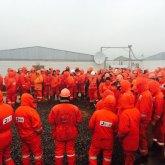Рабочие жамбылского цементного завода объявили забастовку
