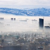 Казахстан находится на 16 месте в топ по загрязненности воздуха
