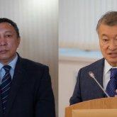 Подчиненный Даниала Ахметова отказался говорить с журналистами на казахском