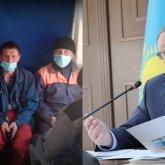 Работники свинофермы грозят Ондасыну Уразалину голодовкой