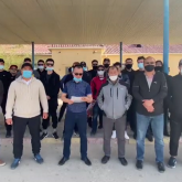 Жанаозенские рабочиеобъявили забастовку и выдвинули ультиматум властям