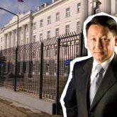 Бывшего казахстанского консула в Тюмени обвинили в крупном мошенничестве