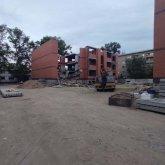 ЧП на стройке в Павлодаре: пострадали трое рабочих