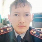 Полицейский стрелял в себяв Павлодарской области. История получила продолжение