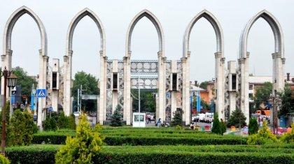 """Павильоны """"Атакента"""" в Алматы выставили на продажу"""
