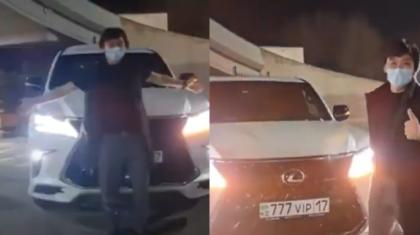 Алматинцы жалуются на Кайрата Нуртаса