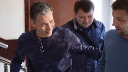 Хищения в Bank RBK: бывшему банкируЖомарту Ертаеву смягчили приговор