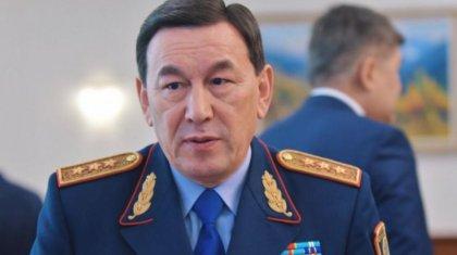 Токаев снял Касымова с должности главы Службы госохраны РК