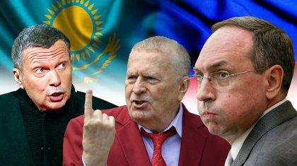 «Бредни жириновских, соловьевых и никоновых»: как «русские казахи» заступились за Родину